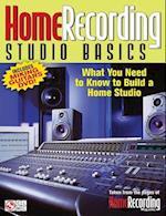 Home Recording Studio Basics