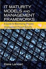 IT Maturity Models and Management Frameworks