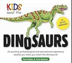Kids Meet the Dinosaurs af Paul Rodhe