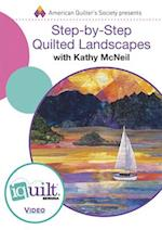 Step-by-step Quilted Landscapes