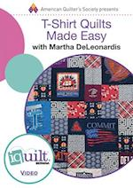 T-Shirt Quilts Made Easy (Iquilt)
