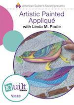 Artistic Painted Appliqué (Iquilt)