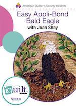 Easy Appli-bond Bald Eagle (Iquilt)