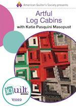 Artful Log Cabins (Iquilt)