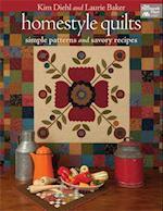 Homestyle Quilts af Kim Diehl
