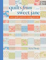 Quilts from Sweet Jane af Sue Pfau