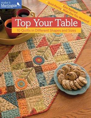Top Your Table af That Patchwork Place