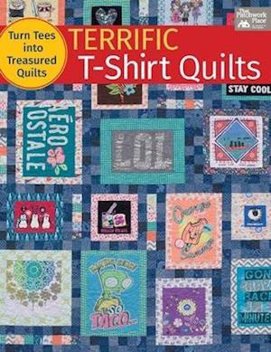 Terrific T-Shirt Quilts af Karen M. Burns