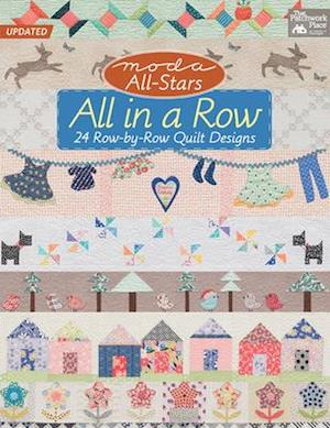 Moda All-Stars: All in a Row af Lissa Alexander