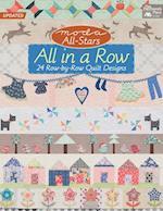 Moda All-Stars: All in a Row af Lissa Alexander