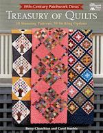 19th Century Patchwork Divas' Treasury of Quilts