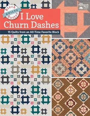 Block-buster Quilts af Karen M. Burns