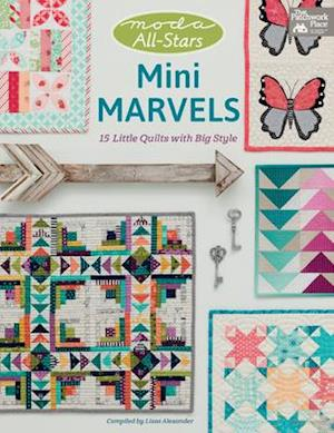 Moda All-Stars - Mini Marvels af Lissa Alexander