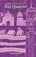 Behind Paul Scott's Raj Quartet af Janis Haswell, Paul Scott