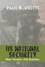 Us National Security (Rapid Communications in Conflict and Security)