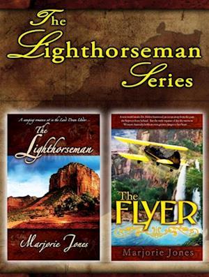 Lighthorseman Series af Marjorie Jones