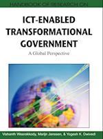 Handbook of Research on ICT-Enabled Transformational Government af Yogesh K. Dwivedi, Marijn Janssen, Vishanth Weerakkody
