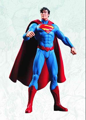 Justice League Superman Action Figure af Dc Direct