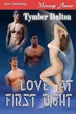Love at First Bight [Deep Space Mission Corps 1] (Siren Menage Amour #34) af Tymber Dalton