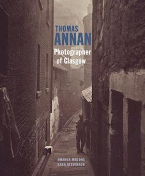 Bog, hardback Thomas Annan af Amanda Maddox