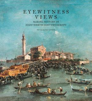 Bog, hardback Eyewitness Views af Peter Bj Kerber