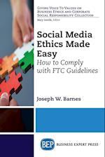 Social Media Ethics Made Easy