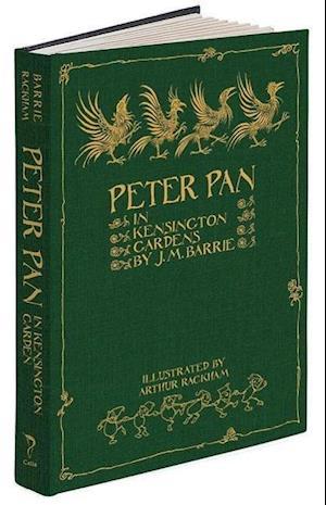 Peter Pan in Kensington Gardens af J M Barrie