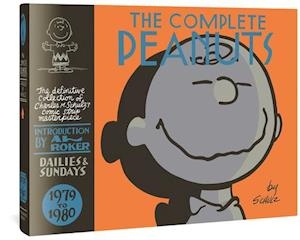 The Complete Peanuts 1979-1980 af Charles M Schulz, Al Roker, Gary Groth