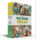Walt Disney's Uncle Scrooge and Donald Duck Gift Box Set (Don Rosa Library Walt Disneys Uncle Scrooge and Donald Duck, nr. 5)