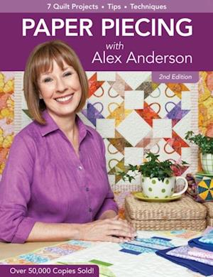 Paper Piecing with Alex Anderson af Alex Anderson