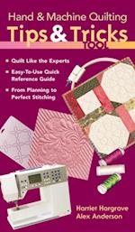Hand & Machine Quilting Tips & Tricks Tool af Alex Anderson