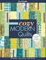 Bright & Bold Cozy Modern Quilts af Kim Schaefer