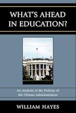 Whats Ahead in Education? af John A Martin, William Hayes