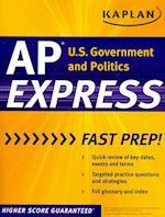 Kaplan AP U.S. Government and Politics Express af Kaplan