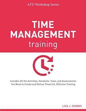 Bog, paperback Time Management Training af Lisa J. Downs