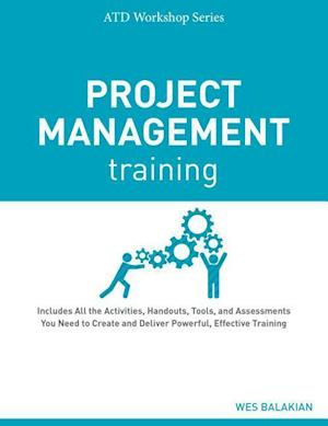 Bog, paperback Project Management Training af Wes Balakian