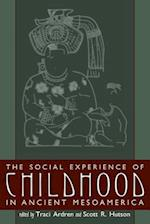 The Social Experience of Childhood in Ancient Mesoamerica (Mesoamerican Worlds)