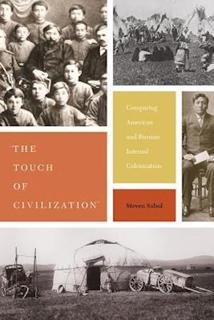 Bog, hardback The Touch of Civilization af Steven Sabol