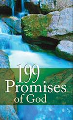 199 Promises of God af Barbour Publishing