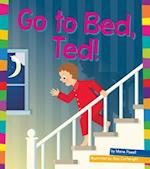 Go to Bed, Ted! (Word Families)