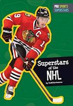 Superstars of the NHL (Pro Sports Superstars)