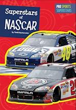 Superstars of NASCAR (Pro Sports Superstars)