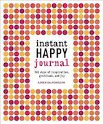 Instant Happy Journal af Karen Salmansohn
