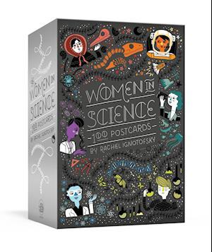 Bog, ukendt format Women in Science af Rachel Ignotofsky