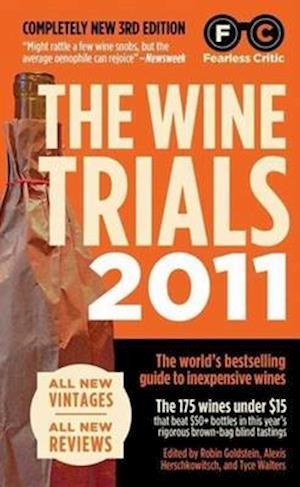 The Wine Trials af Mark Walker, Robin Goldstein, Alexis Herschkowitsch