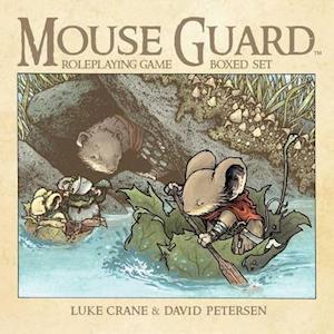 Mouse Guard Roleplaying Game Box Set af David Petersen