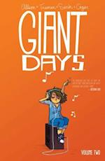 Giant Days 2 af John Allison