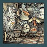 Mouse Guard Legends of the Guard Set af David Petersen