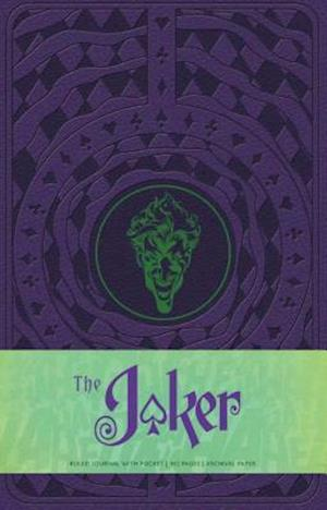 Joker Ruled Journal af Insight Editions