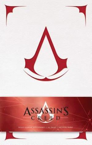 Assassin's Creed Hardcover Ruled Journal af Insight Editions